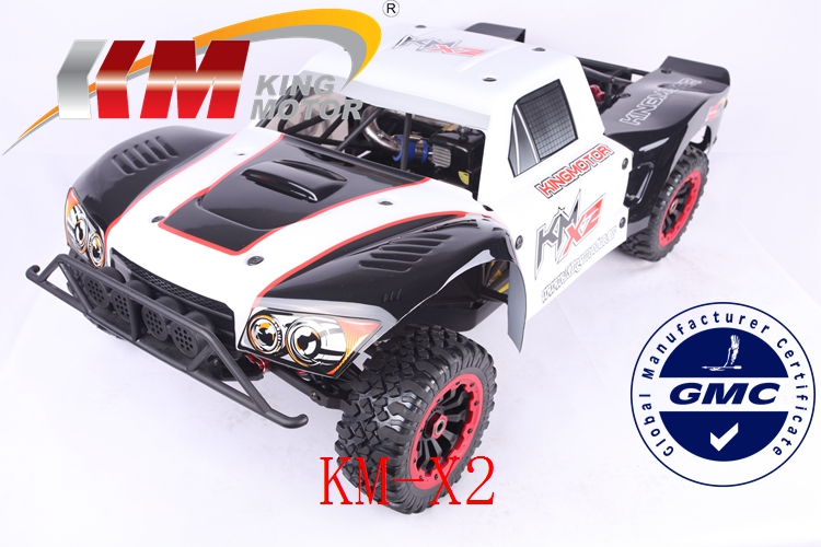 1/5 Scale X2 4WD Short Course 30.5cc RTR 5 2 1