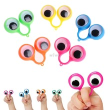 Finger Activity Size Eye Ring Can Be Fitted With Small Toys Small Gifts MAY15 dropshipping(China)