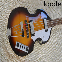 Kpole!New Hofner Violin bass guitar Hofner Icon Series electric bass in Stock free shipping BB2 bass