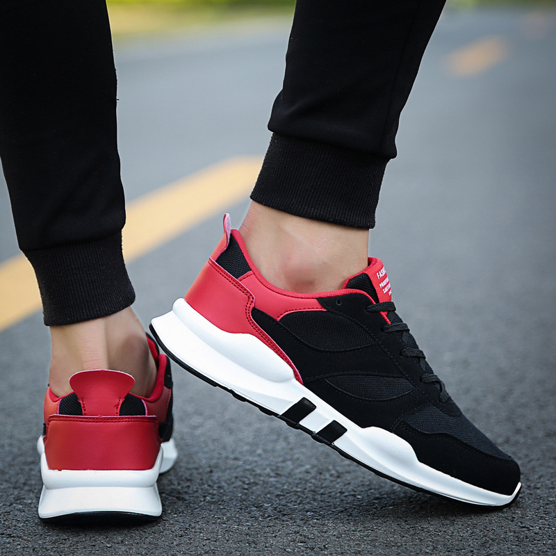 Fashion Spring Mens Shoes Zapatos De Hombre Summer Light Breathable Casual Shoes Men 39 s Sneakers Tenis Masculino Adulto in Men 39 s Casual Shoes from Shoes