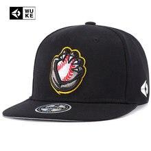 Pata de oso Correa béisbol dragón creativo plástico de algodón Snapback  sombreros negro Animal 2018 Cap Hip Hop para hombres Muj. 6cc63f01f71