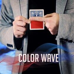 Cor onda harapan santoso ong sanminds laboratório criativo com dvd e truque/close-up rua cartão truques mágicos atacado