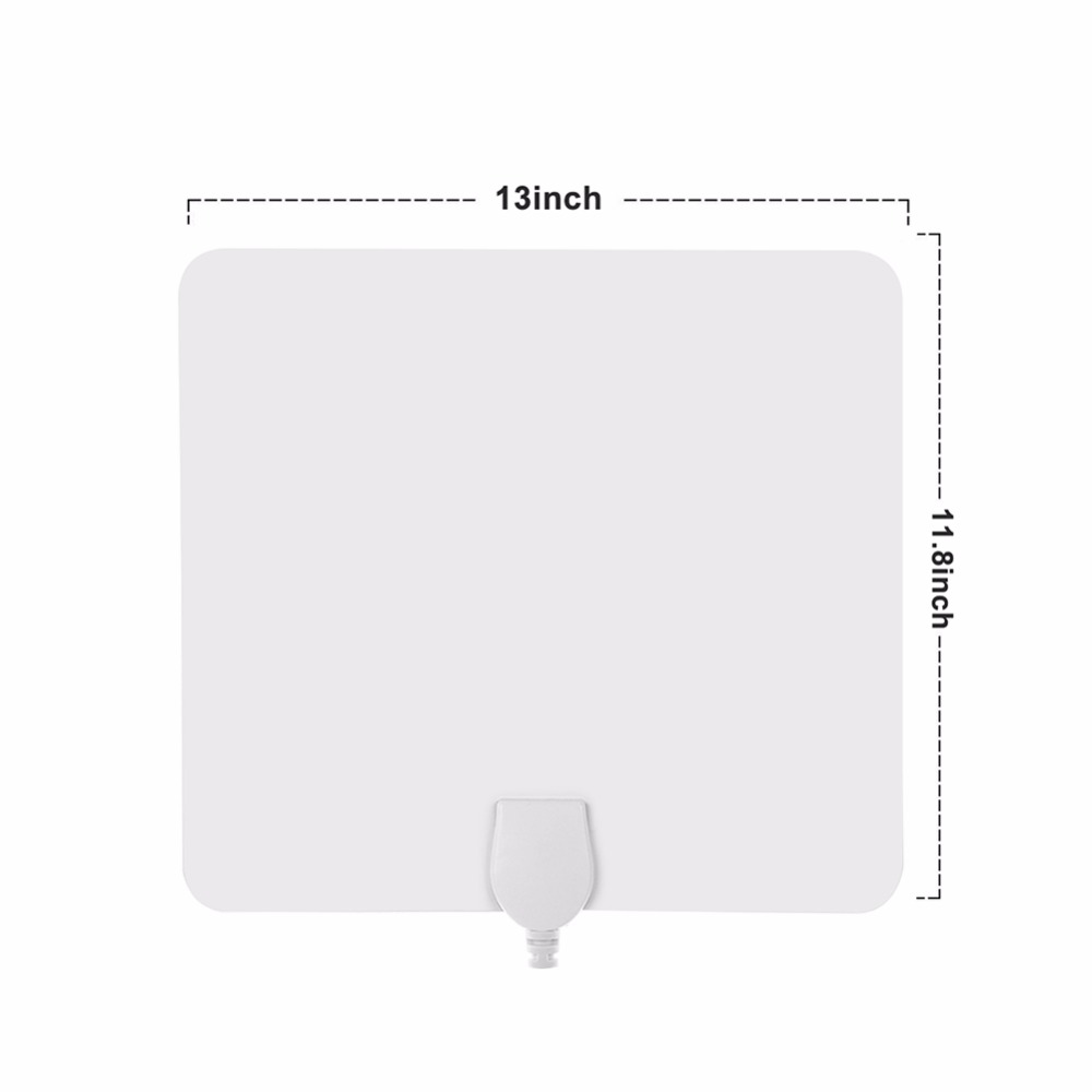Buy Indoor Free Tv Fox Hd Digital Antenna With Block Diagram Hdtv Amplifier Booster Tvfox Dtv Vhf Uhf Isdb Atsc Dvb T Signal Receiver Antena From
