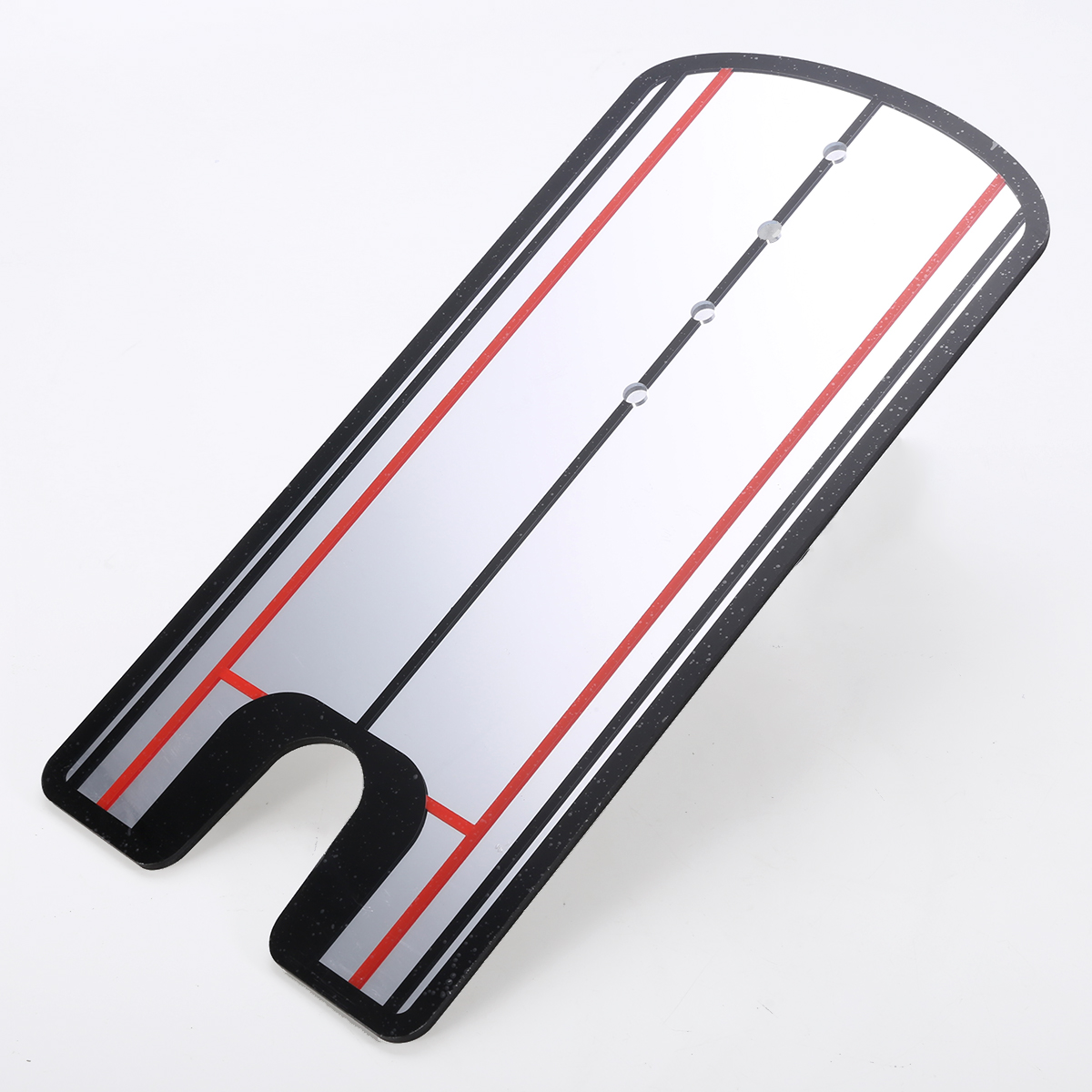 1PC Golf Putting Mirror Golf Swing Straight Golf Training Aid Swing Trainer 31 x 15cm Professional Golf Practice Putting Mirror