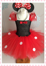 Baby Girl First Birthday Outfit Minnie Mouse