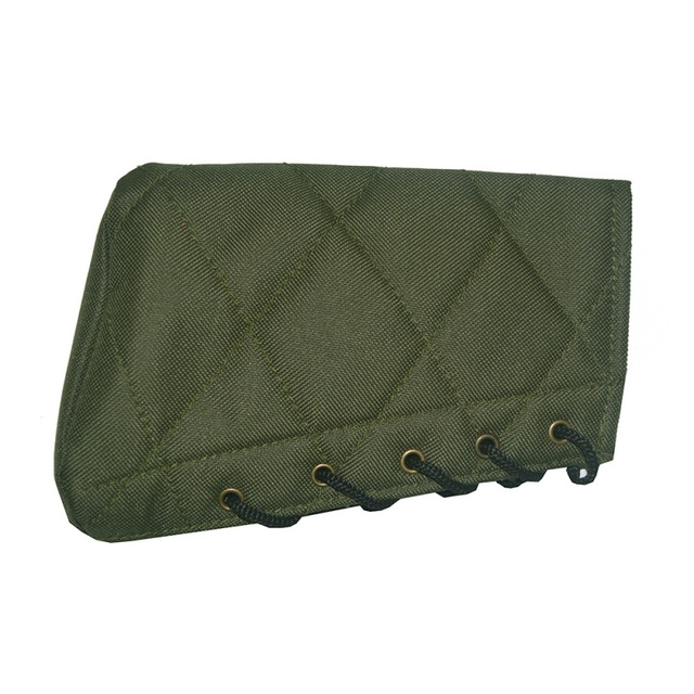 New Arrival Outdoor Tactical Buffer Suitable For Varieties of Shoting Butts Hunting Rifle Oxford Cloth Protective Cover im