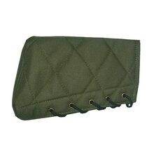 新到着屋外の戦術的なバッファ適切な品種のための Shoting 吸殻狩猟ライフルオックスフォード布保護カバー im