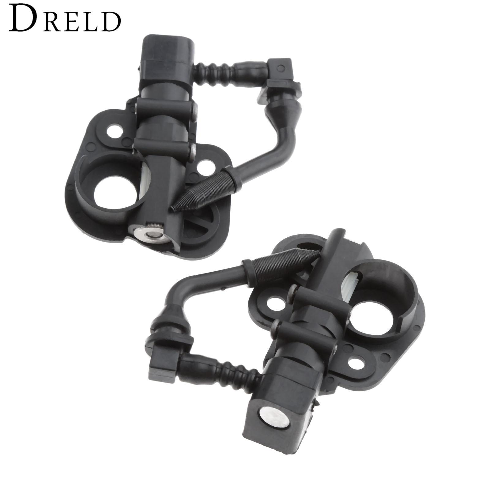 DRELD 2Pcs Oil Pump Garden Tool Parts For PARTNER 350 351 350 351 352 370 371 390 391 401 420 422 20X CHAINSAW ENGINE PARTS