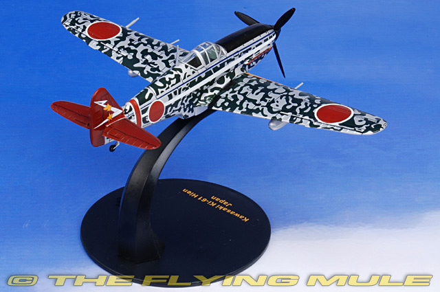 Fine Out of print IXO 1/72 World War II Ki-61 Hien fighter Alloy aircraft model Collection model Holiday gifts sitemap 41 xml