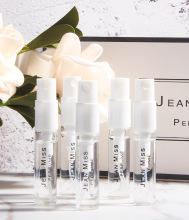 15ml  Perfumed 1 set Brand Scent authentic Q version of sample gift box set of 5 men and women 3ml sample Antiperspirants