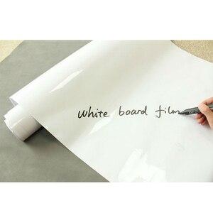 Sunice 0,5x5 м 4mil белая доска для письма пленка Supertech доска клейкая стена белая доска Stickr DIY работы школы Дома Офиса