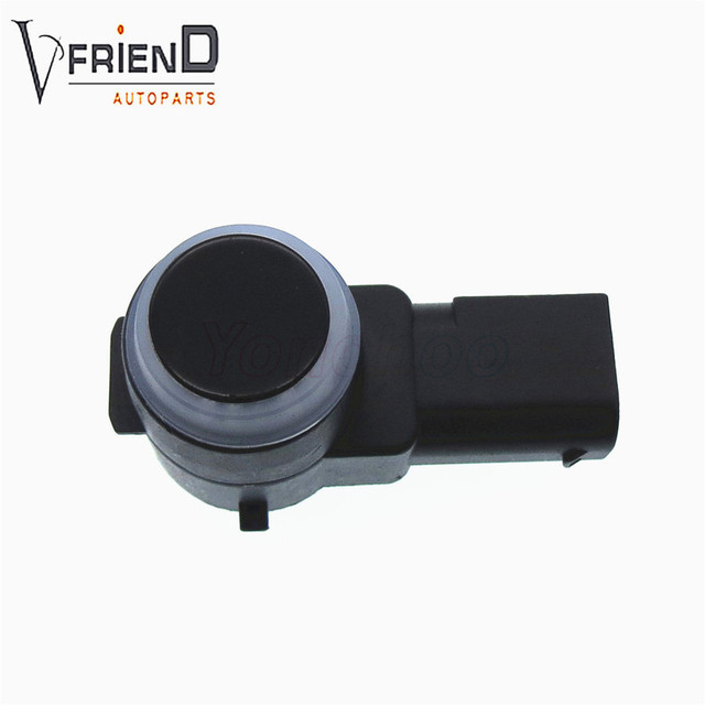 100% Trabalho Sensor de Estacionamento Auto Peças Para Peugeot 307 308 407 Parceiro Rcz Citroen C4 C5 C6 PSA 9663821577 PSA9663821577