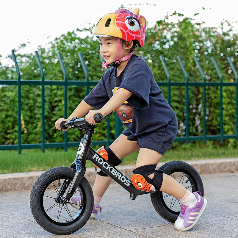 5ea0069e145 ... ROCKBROS Cycling Carbon Fiber Slide Bike Child Balance Bicycle Ultra- Light Corrosion Resistant Bike for ...