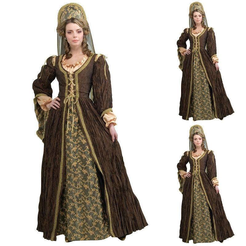 Historia Cosplay hecho por el cliente Vestido renacentista Disfraces - Disfraces