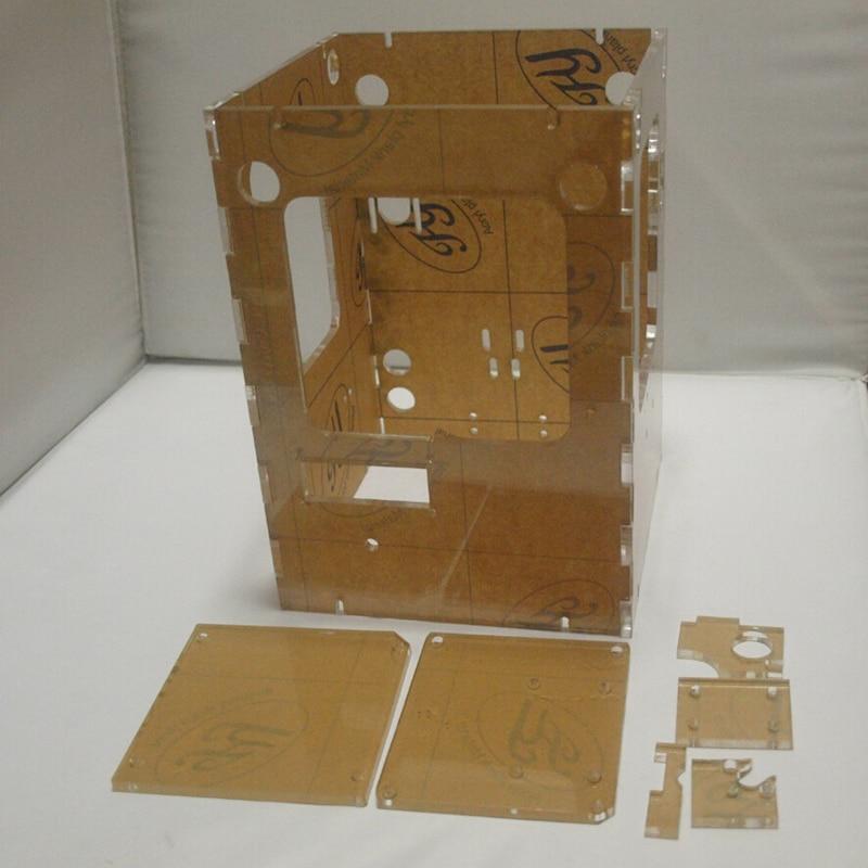 Blurolls Ultimaker 2, 2 + 3d printer safety enclosure acrylic kit ...