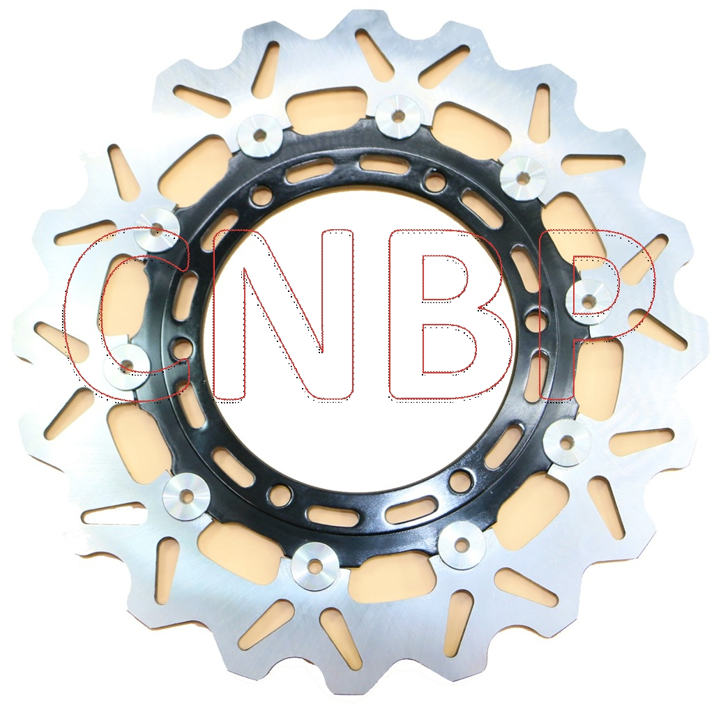 - Brake Disc Pads pin Front ABS Yamaha FJR 1300 A 2006 3P61 1300 CC