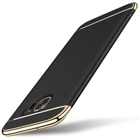 Luxury Hard PC Full Cover Matte Cases For Samsung Galaxy A3 A5 A7 2017 Case J3