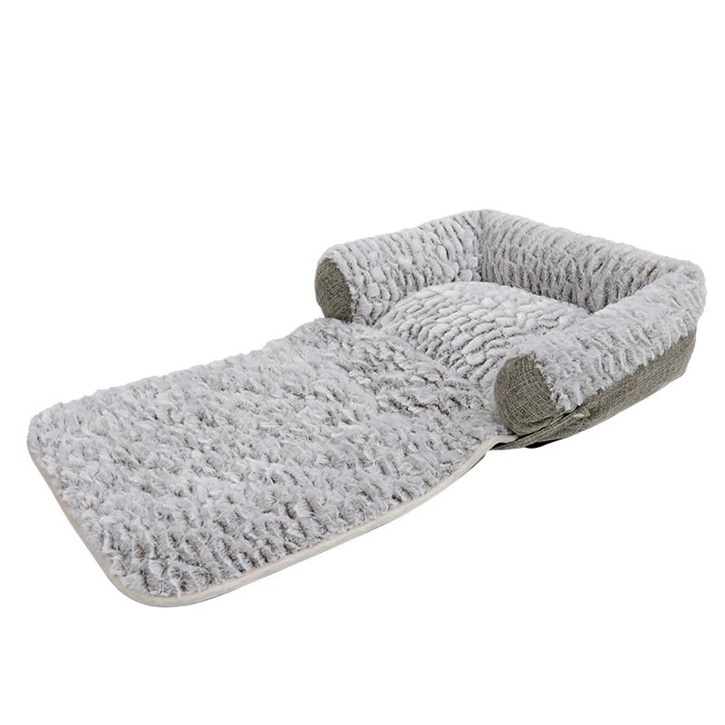 Sofá para perros Mascota Gato Suave y cálida Cama para mascotas - Productos animales - foto 5