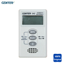 Buy online Wall Mount PC Interface Humidity Temperature Dataloggers CENTER-342