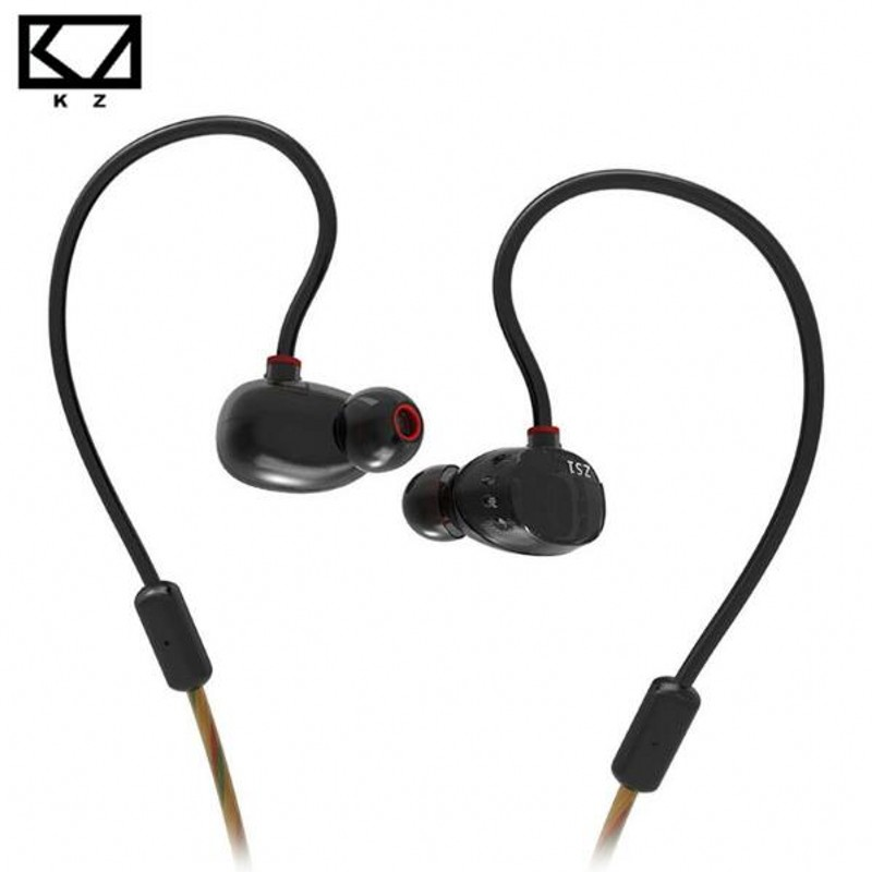 In Ear Monitor Ear Buds : buy kz zs1 in ear monitor headphone stereo hifi music earphone dj headset dual ~ Russianpoet.info Haus und Dekorationen