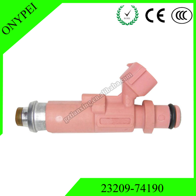 23250-74190 23209-74190 Fuel Injector For Toyota Celica ST202 Rav4 SXA1# MR2 SW20 3SGE 2325074190 2320974190