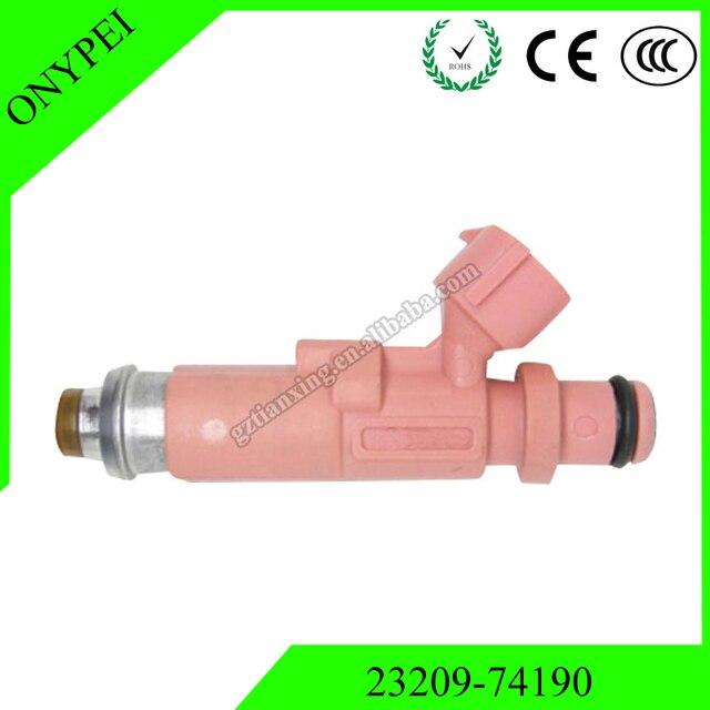 23250-74190 23209-74190 Fuel Injector For Toyota Celica ST202 Rav4 SXA1# MR2 SW20 3SGE 2325074190 2320974190