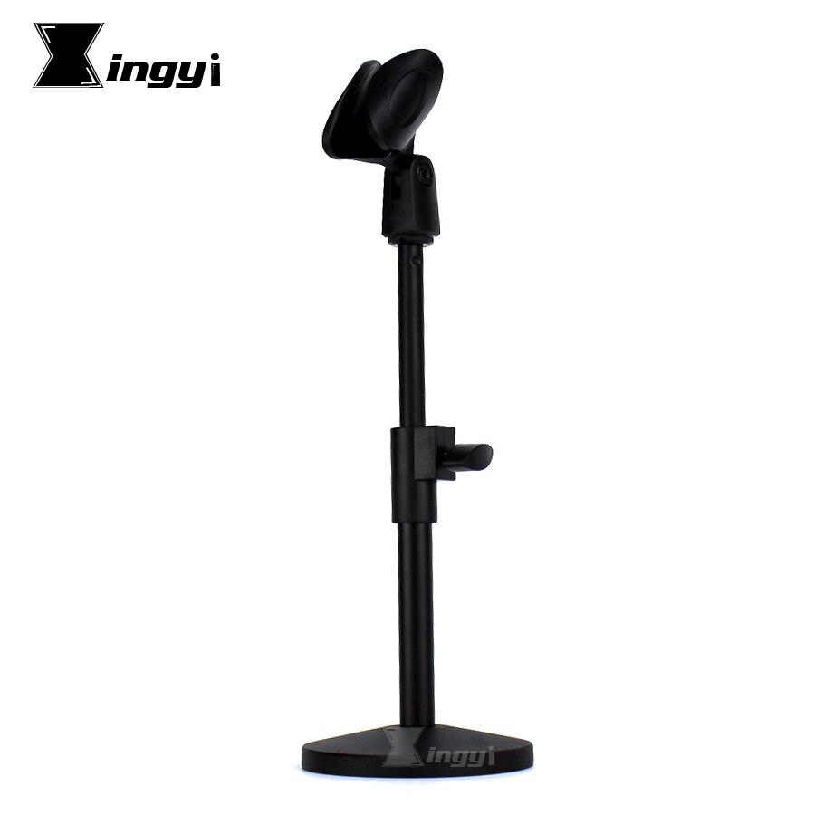 Unterhaltungselektronik Billiger Preis Neue Kunststoff Flexible Clamp Clip Halter Halterung Mikrofon Mic Ständer Zubehör