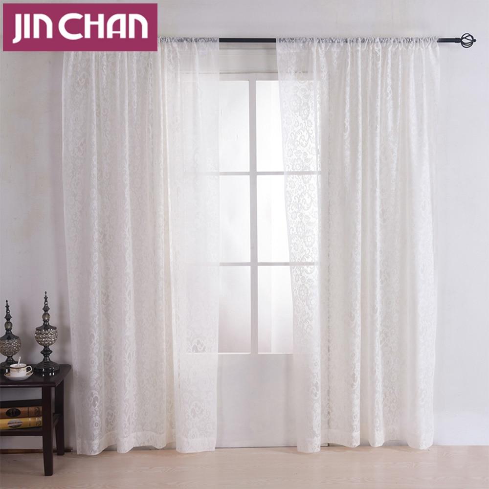 White lace bedroom curtains - Popular Design Lace Curtainsbuy Cheap Design Lace Curtains Lots Bedroom Decor