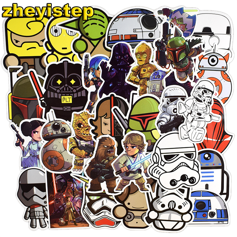 50 Pcs Anime Stickers for Skateboard Motorcycle Bicycles Laptop Phone Luggage Guitar Decal Graffiti DIY Waterproof Stickers Pack 50 pcs pack stickers classic fashion style graffiti stickers for moto car