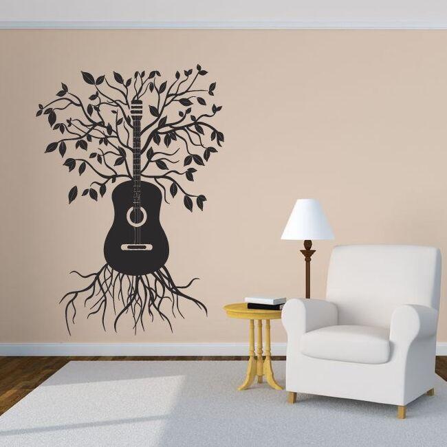 Interior Vinyl Wall Design