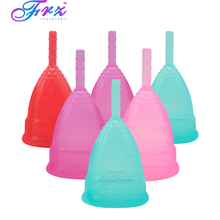 Menstrual cup Feminine Hygiene Lady Cup for Women 100% Medical Grade silicone copa menstrual reusable silicone cup FDA Test