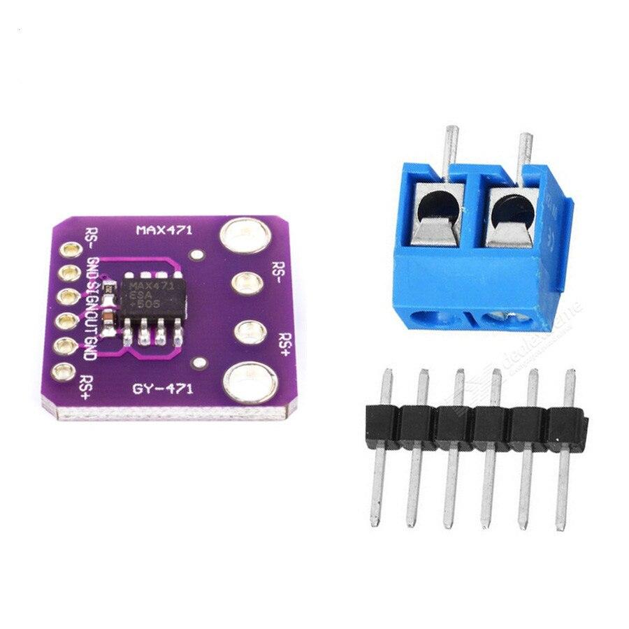 GY 471 3A Range Current font b Sensor b font Module Professional MAX471 Module For font