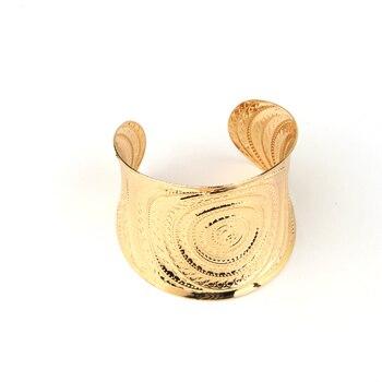 Μεταλλικό βραχιόλι ανοιχτό Θιβετιανού στυλ Βραχιόλια Κοσμήματα Αξεσουάρ MSOW