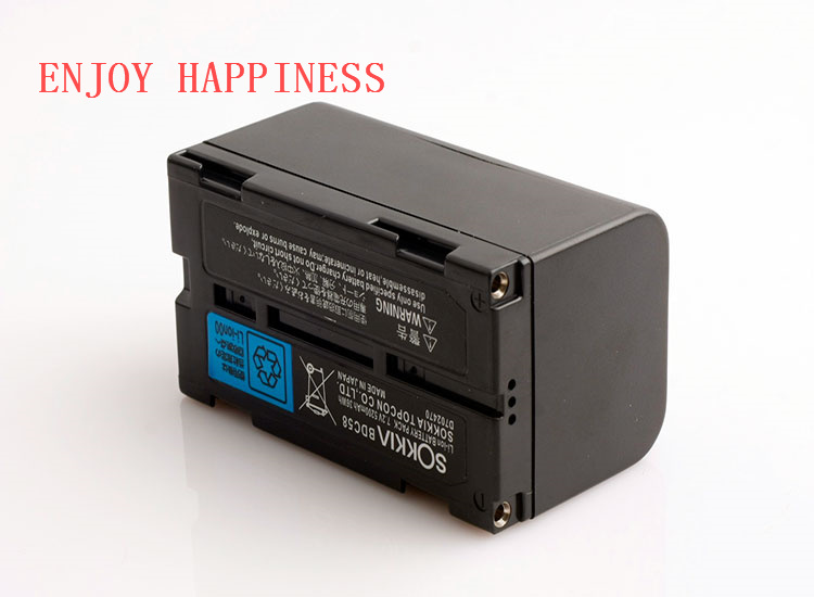 Replacement BDC58 Battery For Sokkia Total Station  цены