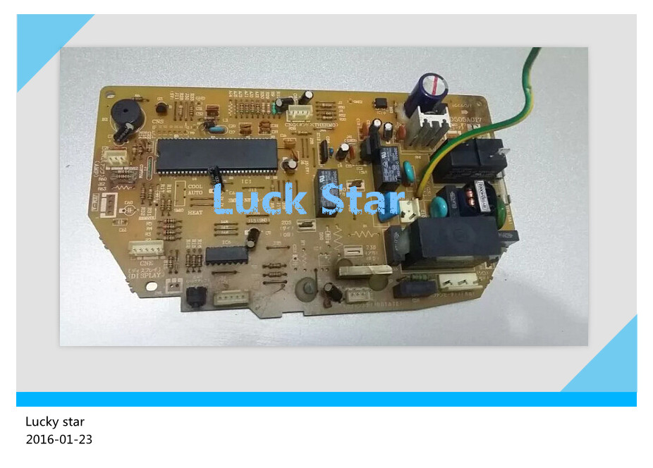 Здесь можно купить   95% new for Mitsubishi Air conditioning computer board circuit board RYD505A017 RYD505A360 good working Строительство и Недвижимость