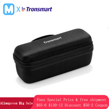 Tronsmart Element Mega Bluetooth Speaker Carrying Case Speakers Accessories Speaker Cover Black for Tronsmart Element Mega беспроводная колонка tronsmart mega черный