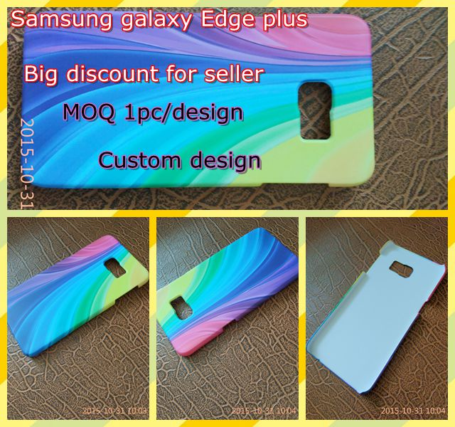 timeless design 84e28 6e14a US $10.0 |for samsung galaxy s6 edge plus case customize; OEM 3d  sublimation cover for samsung galaxy s6 edge plus; Factory customize case  on ...