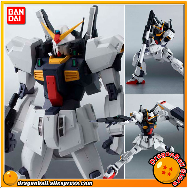 Anime Z Gundam Original BANDAI Tamashii Nations Robot Spirits Action Figure No.173 - RX-178 Gundam MK-II [AEUG]Anime Z Gundam Original BANDAI Tamashii Nations Robot Spirits Action Figure No.173 - RX-178 Gundam MK-II [AEUG]