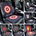 The Avengers cubierta de asiento de Coche universal protector mat asiento respaldo cojín Fundas de los Asientos de Automóviles accesorios interiores