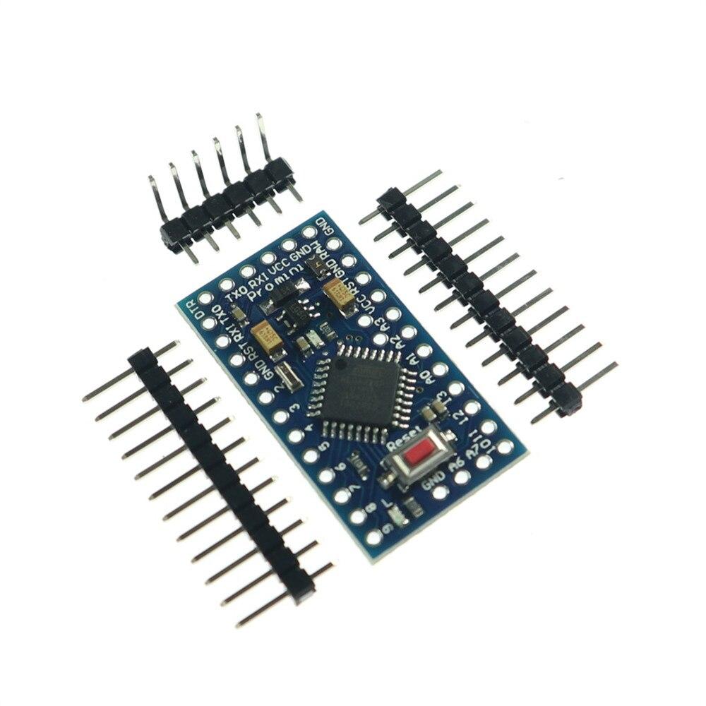 Smart Electronics Pro Mini 328 ATMEGA328P 5V 16MHz for arduino DIY KIT