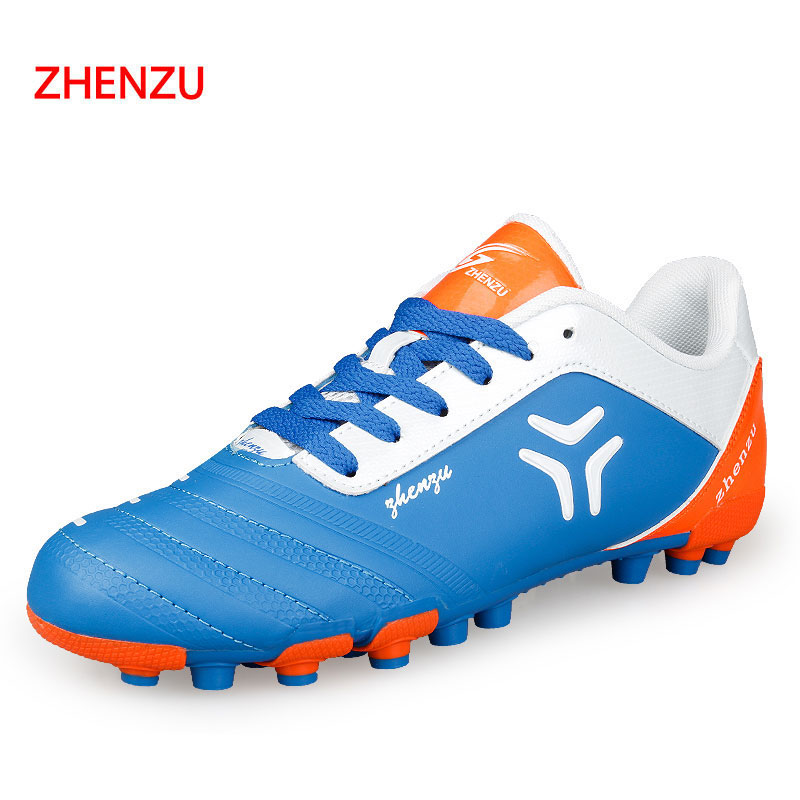 Men's Futzalki Football Sneakers Breathable Cushioning Training Soccer Shoes Men's Soccer Shoes