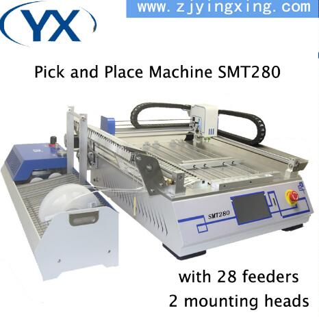 Доступный SMT рабочего Палочки и место машина с Камера YINGXING SMT производственной линии энергосберегающие SMT линии