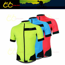 Short-sleeved jersey mountain bike Cycling clothing male  T-shirt