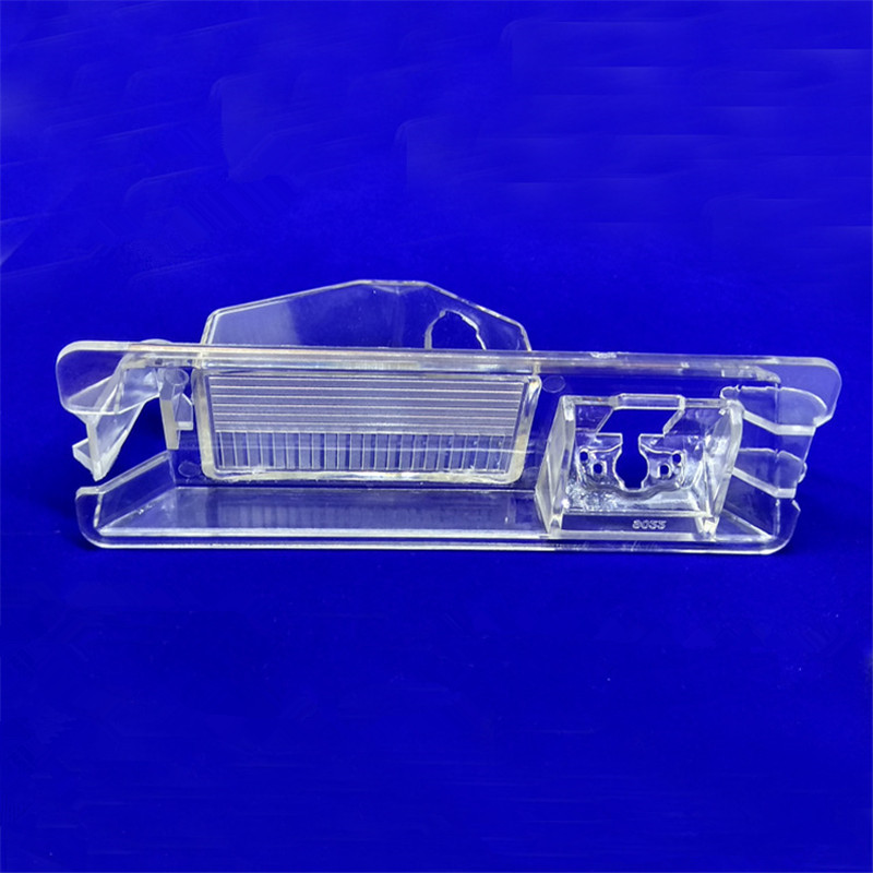 Support de plaque de support de caméra de vue arrière de voiture pour Nissan March Micra K12 K13/Renault Pulse Logan ii L8 MCV Sandero Stepway