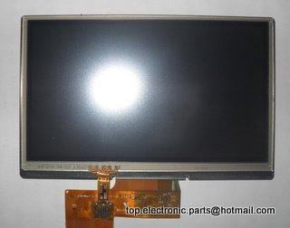 Оригинал для garmin nuvi 465 465 Т ЖК-экран панель с сенсорный экран планшета объектив бесплатная доставка, как показал на фото