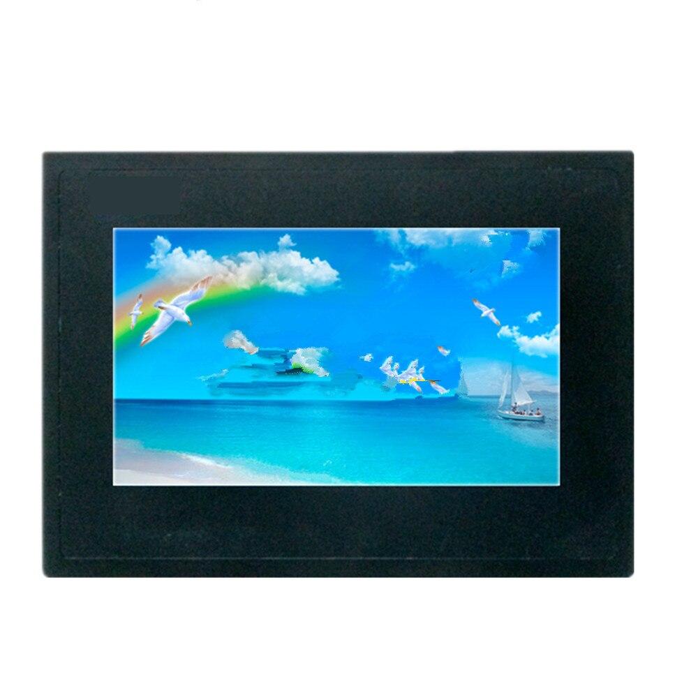 DMT80480T070_15WT 7-inch touch screen industrial Devon serial screen HMI man-machine interface configuration screen