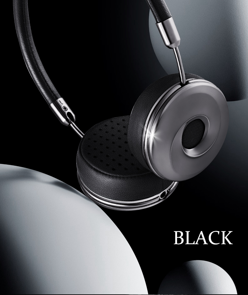 Liboer Headphones Wired On-ear Stereo Headphones for Mobile Phone Best Foldable Headset High Quality Rose Gold Headphone _10