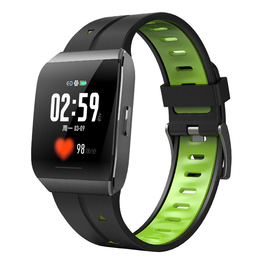 X1 Smart Watch GPS Sports Bracket Heart Rate Monitor Fitness 1.3 Inch Smart Wristband IP68 Waterproof Smartwatch For IOS AndriodX1 Smart Watch GPS Sports Bracket Heart Rate Monitor Fitness 1.3 Inch Smart Wristband IP68 Waterproof Smartwatch For IOS Andriod