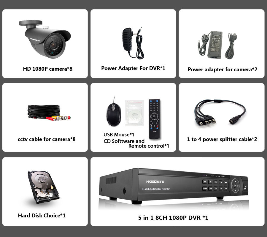 home camera system bv4