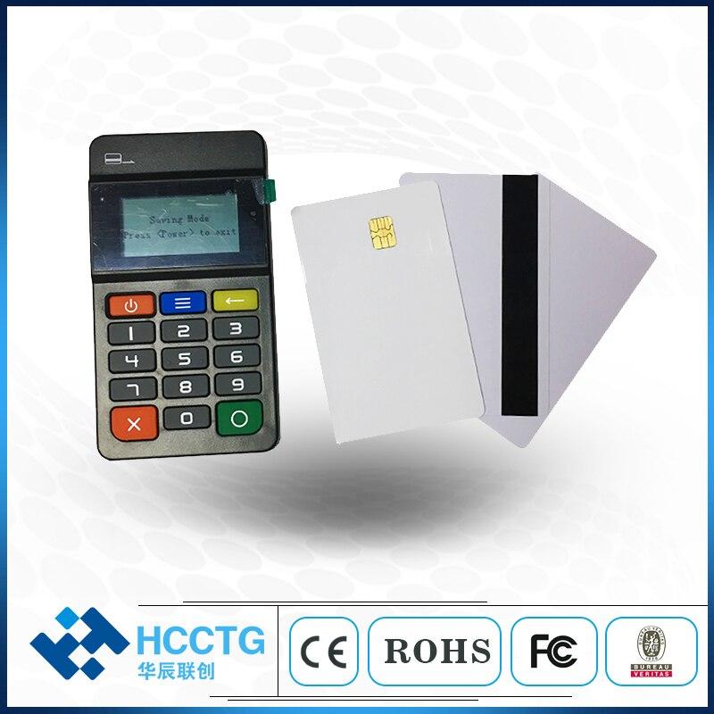 Lecteur de carte Bluetooth EMV PCI SDK lecteurs de cartes à puce de téléphone portable trois cartes tout-en-un pour le paiement Mobile